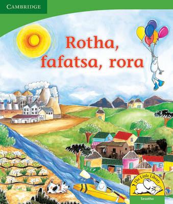 Rotha, fafatsa, rora by Kerry Saadien-Raad