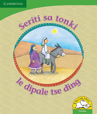 Little Library Life Skills: The Donkey's Shadow and Other Stories Sesotho Version by Reviva Schermbrucker