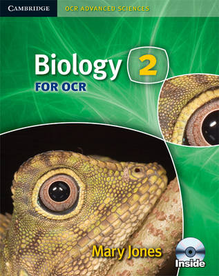 Biology 2 for OCR Student Book with CD-ROM by Mary Jones