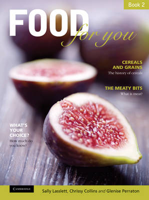 Food for You Book 2 with CD-Rom by Chrissy Collins, Glenise Perraton, Sally Lasslett