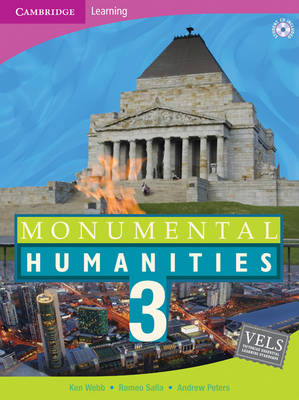 Monumental Humanities 3 with CD-ROM by Ken Webb, Romeo Salla
