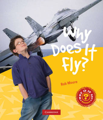 Why Does it Fly? by Rob Moore
