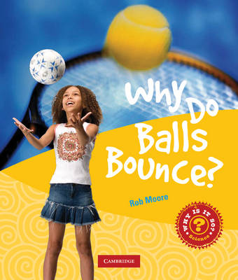 Why Do Balls Bounce? by Helen Bethune