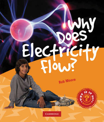 Why Does Electricity Flow? by Rob Moore