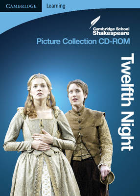 Twelfth Night Picture Collection CD-ROM by Anthony Partington, Richard Spencer
