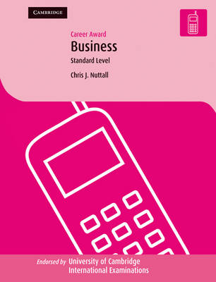 Career Award in Business: Standard Level by Chris J. Nuttall
