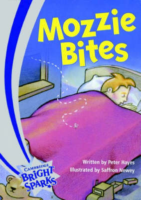 Bright Sparks: Mozzie Bites Emergent by Peter Hayes