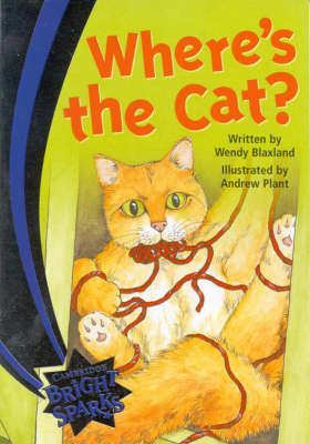 Bright Sparks: Where's the Cat? Emergent by Wendy Blaxland