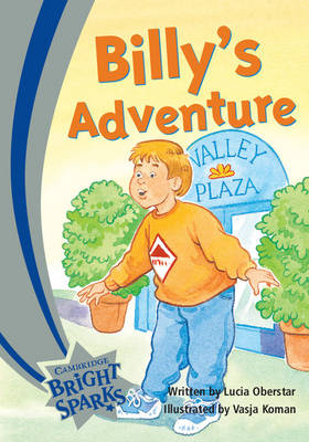 Bright Sparks: Billy's Adventure by Lucia Oberstar