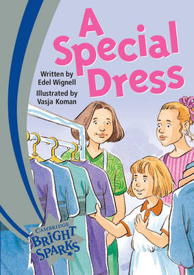 Bright Sparks: A Special Dress by Edel Wignell