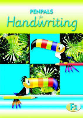 Penpals for Handwriting Foundation 2 Big Book by Gill Budgell, Kate Ruttle
