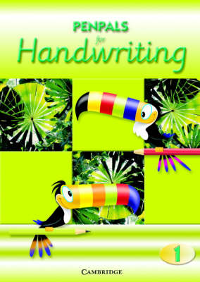 Penpals for Handwriting Year 1 Big Book by Gill Budgell, Kate Ruttle