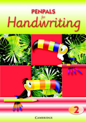Penpals for Handwriting Year 2 Big Book by Gill Budgell, Kate Ruttle