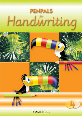 Penpals for Handwriting Year 4 Big Book by Gill Budgell, Kate Ruttle