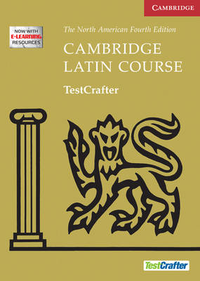 North American Cambridge Latin Course TestCrafter CD-ROM, Units 1-4 by