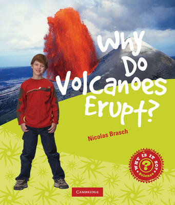 Why Do Volcanoes Erupt? by Nicolas Brasch