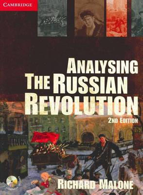 Analysing the Russian Revolution by Richard Malone
