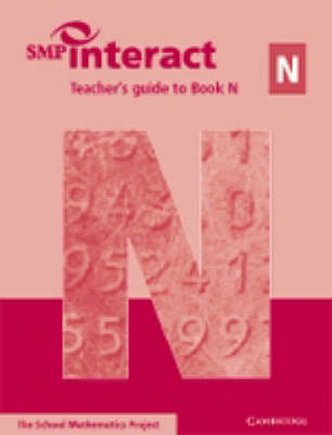 SMP Interact Teacher's Guide to Book N by School Mathematics Project