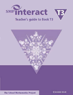 SMP Interact Teacher's Guide to Book T3 by School Mathematics Project