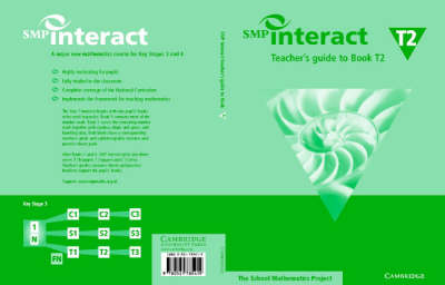 SMP Interact Teacher's Guide to Book T2 by School Mathematics Project