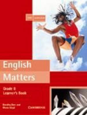 English Matters Grade 8 Learner's Pack by Dorothy Dyer, Glynis Lloyd