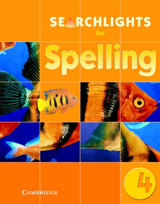 Searchlights for Spelling Year 4 Pupil's Book by Chris Buckton, Pie Corbett