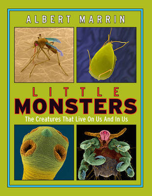 Little Monsters The Creatures That Live on Us and in Us by Albert Marrin
