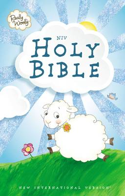 Really Woolly Bible New International Version by DaySpring Centre for Christian Spirituality and Counselling Inc.