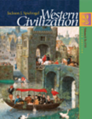 Western Civilization To 1715 (Chapters 1-16) A Brief History by Jackson J. Spielvogel