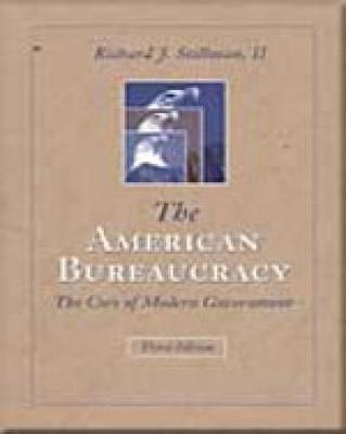 The American Bureaucracy Case Studies of Eight Elementary-School Children by Richard J., II Stillman, P. S. Sears, V. S. Sherman