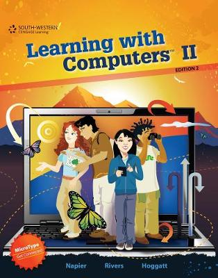 Learning with Computers Level Orange, Grade 8 by Jack P. Hoggatt, H. Albert Napier, Ollie Rivers, Philip J. Judd
