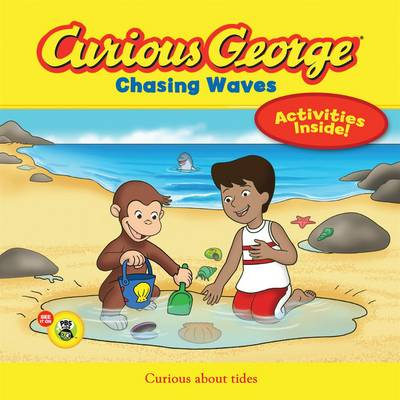 Curious George Chasing Waves by H. A. Rey