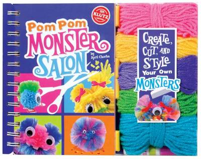 Pom-Pom Monster Salon by April Chorba
