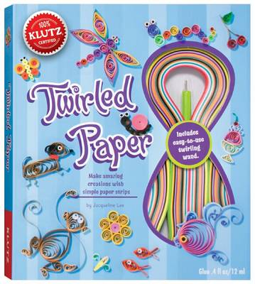 Twirled Paper by Jacqueline Lee