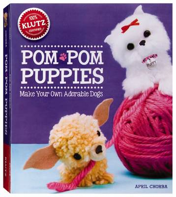 Pom-Pom Puppies by April Chorba