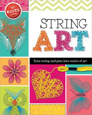 String Art by Eva Steele-Staccio