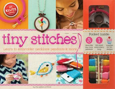 Tiny Stitches by Editors of Klutz