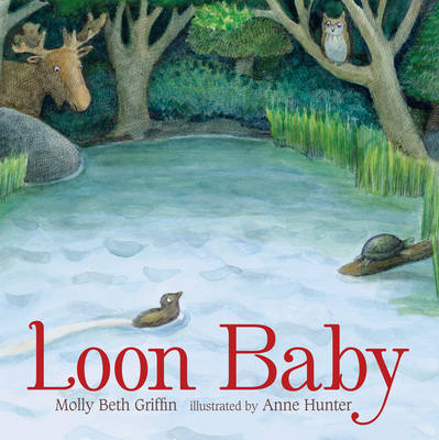 Loon Baby by Molly Beth Griffin, Anne Hunter
