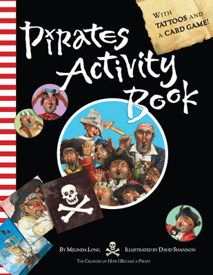 Pirates Activity Book by Melinda Long