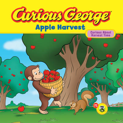 Curious George Apple Harvest by H. A. Rey