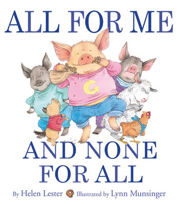 All for Me by Helen Lester