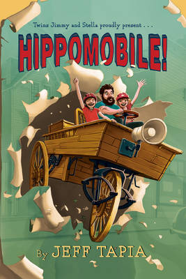 Hippomobile! by Jeff Tapia