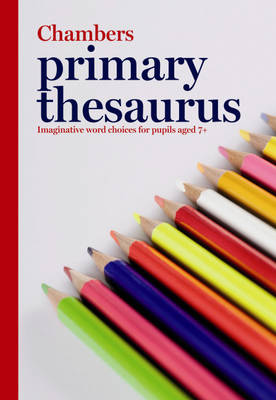 Primary Thesaurus by Chambers