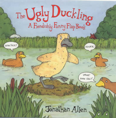 The Ugly Duckling by Jonathan Allen, Christopher Wormell