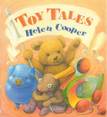 Toy Tales by Helen Cooper