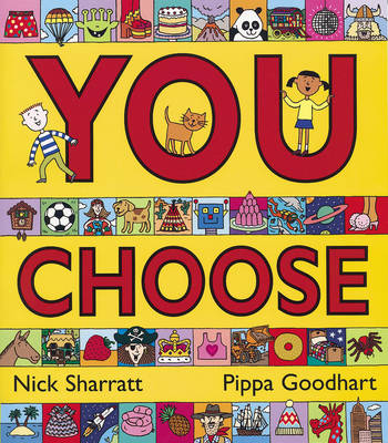 You Choose! by Pippa Goodhart