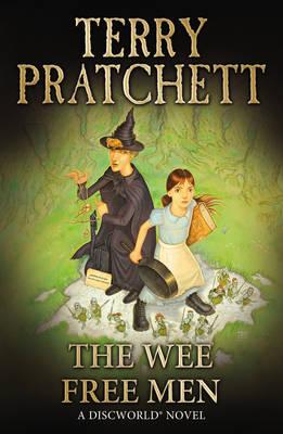The Wee Free Men Discworld Novel 30 by Terry Pratchett