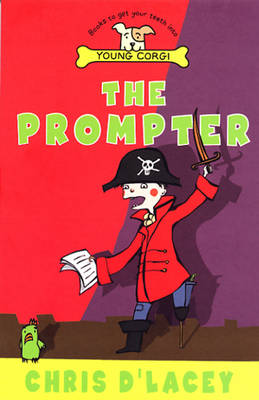 The Prompter by Chris D'Lacey