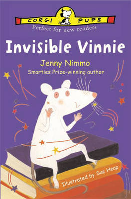 The Invisible Vinnie by Jenny Millward, Jenny Nimmo