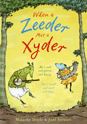 When a Zeeder Met a Xyder by Malachy Doyle